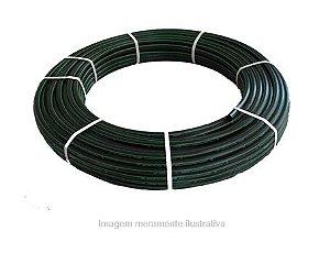 """1 metro da Mangueira Água Preta/Verde 3/4"""" x 1,5mm Fischer"""