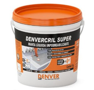 Denvercril Super Branco GL 4kg Denver
