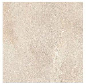 Piso Esmaltado 54x54 Biltmore Sand Mate Rústico Delta
