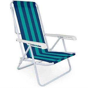 Cadeira Reclinável 8 Posições Mor