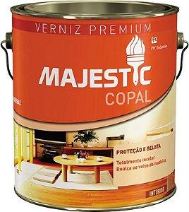 Verniz Copal Brilhante Incolor 3,6L Majestic