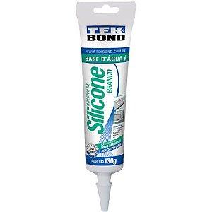 Adesivo Silicone Base D'água 130g Tekbond