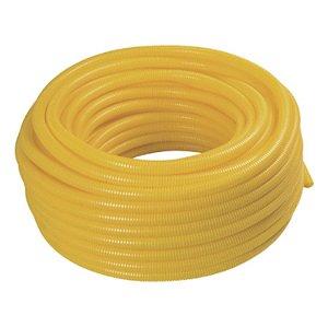"Eletroduto flexível corrugado leve DN20 1/2"" 50 metros Tramontina"