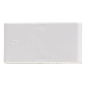 Módulo Interruptor Bipolar Simples 10A 250V Branco Tramontina