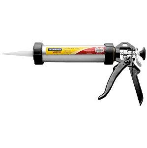 Pistola Aplicadora de Silicone com Tubo em Alumínio 300 ml Tramontina