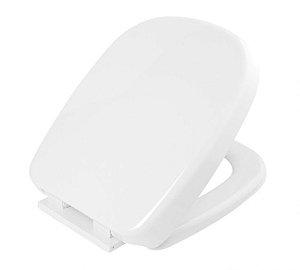 Assento Sanitário com Sistema Soft Close Sabatini Branco Censi