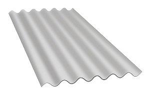 Telha Fibrocimento 110x366cmx6mm Cinza Isdralit