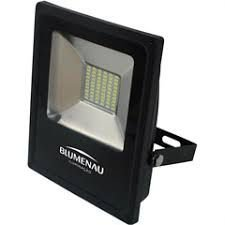 Refletor Led 20W 6000K Slim IP65 Blumenau