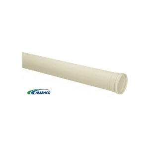Tubo PVC Esgoto SN DN100X6M Amanco