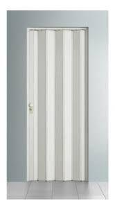 Porta Sanfonada PVC Branca 84Cm Multilit