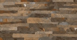 Caixa Com 12 peças do Revestimento 31X59 Stone Ferrum HD [2,19m] Cejatel
