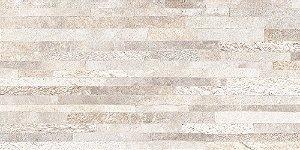 Caixa Com 10 Peças Do Revestimento 30X60 Buzios White [2,03m] Angelgres