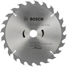 Disco Serra Circular Optiline Widea 9.1/4 24 Dentes Bosch