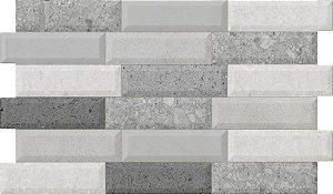 Caixa Com 8 Peças Do Porcelanato 35X60 In Out Select PHDE36820 [1,69] Incefra
