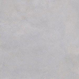 Caixa Com 4 Peças Do Porcelanato Retificado 70X70 Madrid Plata Polido [1,96m] Delta