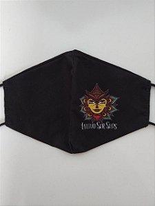 Máscara personalizada de tecido especial Latitud Sur