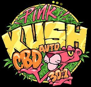 Pink Kush CBD Automática Feminizada 30:1 Pack c/ 5x