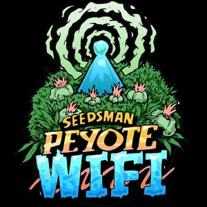 Peyote Wi-Fi Feminizada Fotopériodo Pack c/ 5x