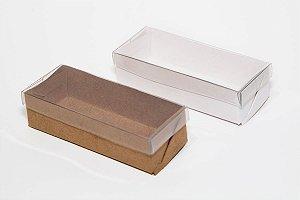 Caixa para 03 doces - Pacote c/ 10 unidades