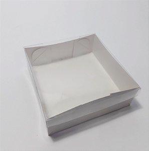 Caixa para 04 Brownies (Pacote com 20 unidades)