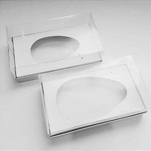 Caixa para ovo de Colher Personalizada (250 ou 500 gr) - 200 unidades