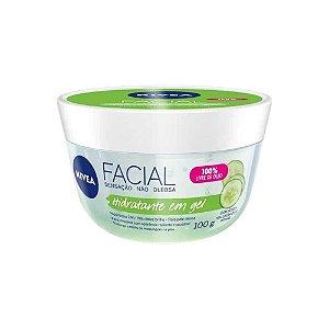 Hidratante em Gel Facial Nivea 100g - Nivea