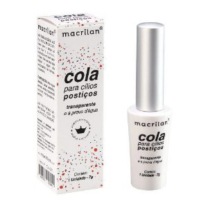 Cola para Cílios Postiços - Macrilan