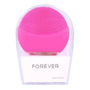 Escova de Limpeza Facial Vibratória - Forever