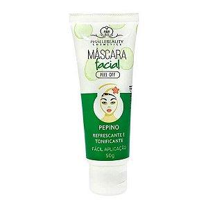 Máscara Facial Pepino Bisnaga 50g - Phállebeauty
