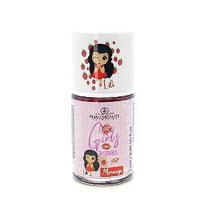 Lip Tint Girls Morango - Phállebeauty