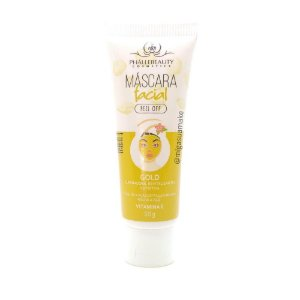 Máscara Facial Gold Peel Off - Phállebeauty