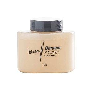 Pó Banana Powder Fixador - Luisance