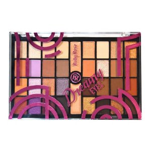 Paleta de Sombras Dreamy Eyes - Ruby Rose