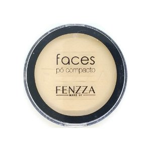 Pó Compacto Faces - Fenzza