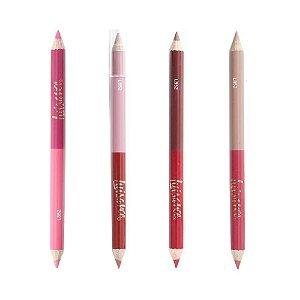 Lápis para Contorno Labial Duplo - Luisance