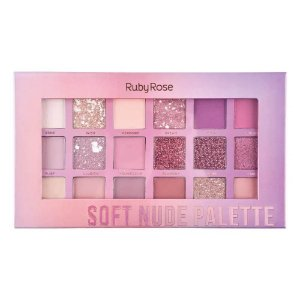 Paleta de Sombras Feels Soft Nude - Ruby Rose