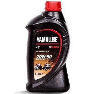 Óleo Original  para moto Yamalube Mineral 20W50