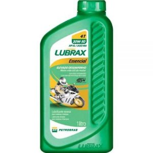 Óleo de motor Lubrax 4T 1L 20w50 mineral