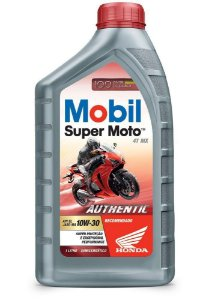 Óleo De Motor 4t Mobil Mx Authentic 10w30 Honda