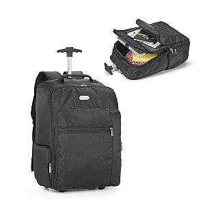 Mochila Trolley para Notebook 1680D e 300D c/ 2 rodas