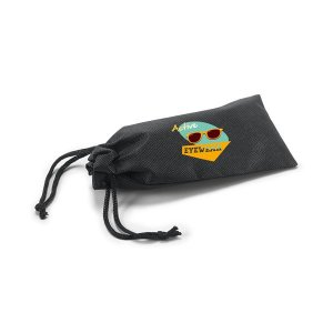 Bolsa para óculos Non-woven: 80 g/m²
