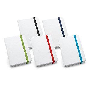 Caderno capa dura C sintético Com 80 folhas não pautadas