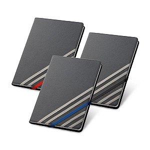 Caderno capa dura C sintético Com 80 folhas não pautadas Fornecido em embalagem de non-woven150