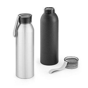 Squeeze Alumínio c/ Fita em Silicone - Capacidade: 660 ml