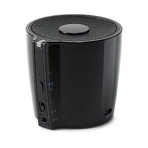 A BLARE é uma coluna de design moderno e discreto em ABS A coluna é um objeto que se torna um parceiro para todos os momentos devido às suas características técnicas e funcionais A BLARE é fornecida em caixa presente