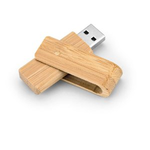 Pen drive Bambu Capacidade: 8GB