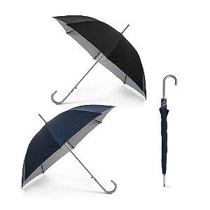 Guarda-chuva Poliéster 190T Haste e pega em alumínio Abertura automática