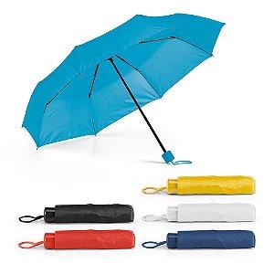 Guarda-chuva dobrável Poliéster 190T Dobrável em 3 secções Fornecido em bolsa