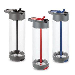 Squeeze Tritan™ c/ Suporte p/ Celular - Capacidade até 750 ml