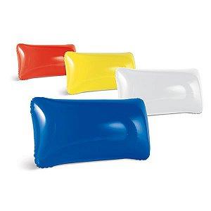Almofada inflável PVC opaco